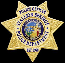 Stallion Springs PD